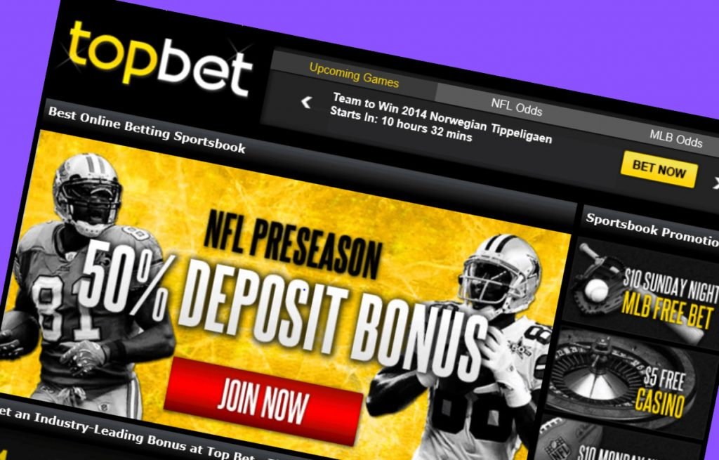 Topbet sports betting limited is one of the best betting companies