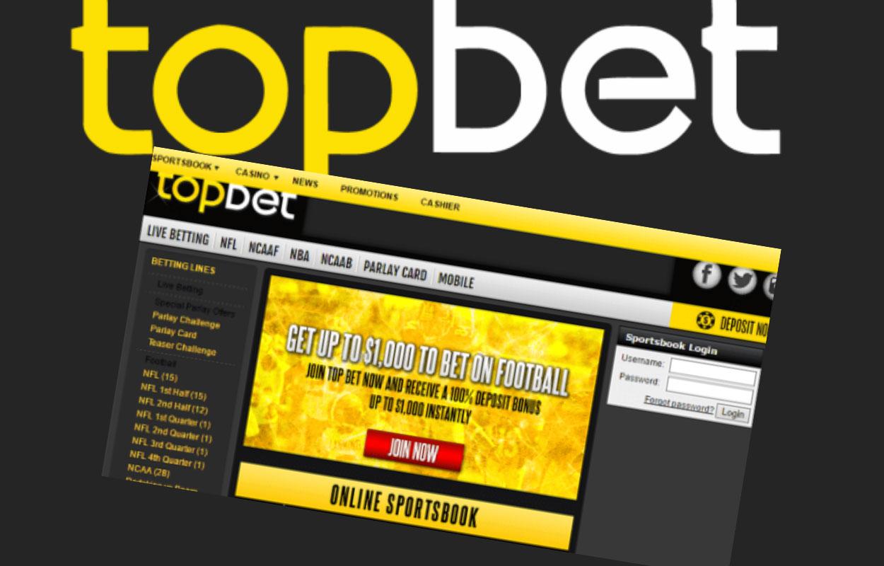 Topbet online betting