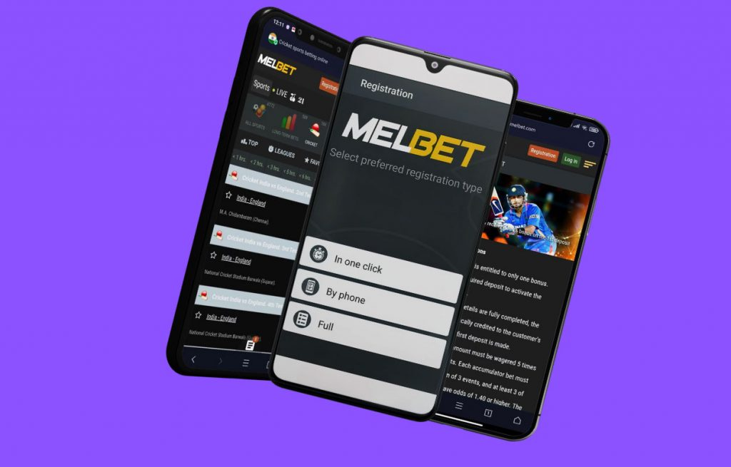 download and Install Melbet on Your Androids and iOS