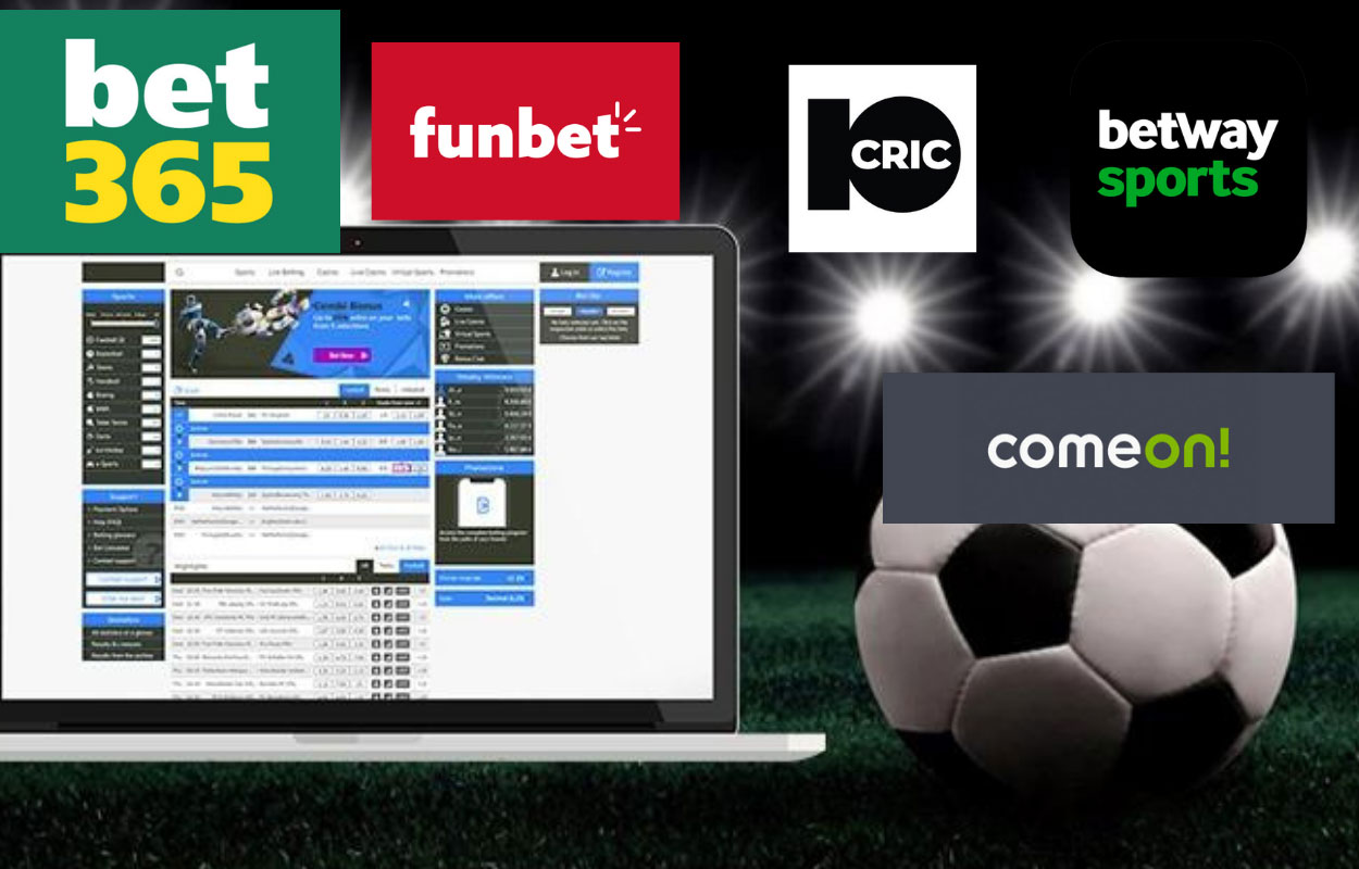 5 Indian sports betting sites