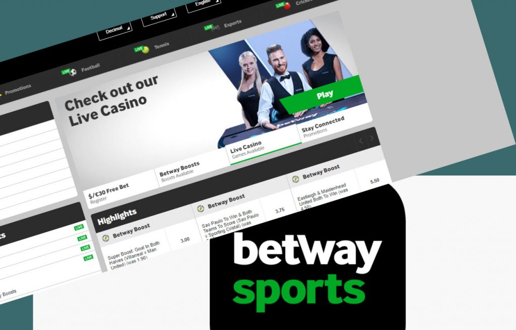 Betway a fantastic betting brand