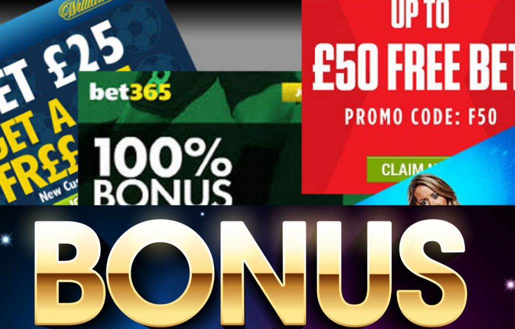 When you get the signup bonus, it automatically increases your motivation to place a bet on different sports